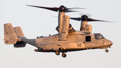 168618 - Boeing MV-22B Osprey - United States - US Marine Corps (USMC)