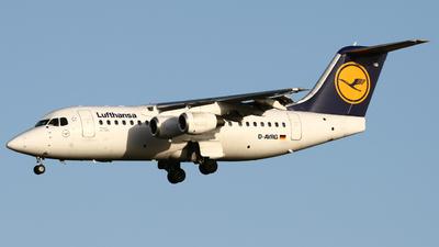 D-AVRG - British Aerospace Avro RJ85 - Lufthansa CityLine