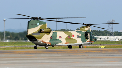 27-4488 - Boeing CH-47JA Chinook - Japan - Air Self Defence Force (JASDF)