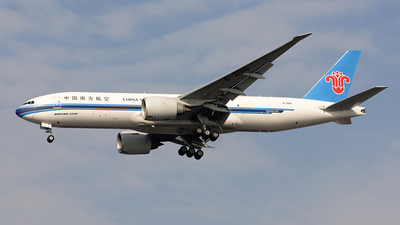 A picture of B2010 - Boeing 777F1B - China Southern Airlines - © BCG554