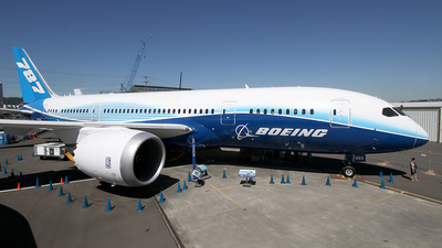 A picture of N787BX - Boeing 7878 Dreamliner - [40692] - © Wal Nelowkin