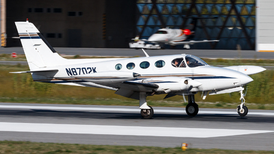 N8702K - Cessna 340A - Private
