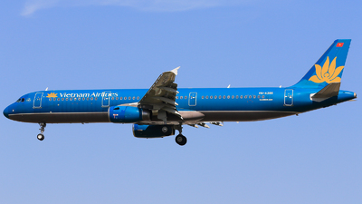 VN-A395 - Airbus A321-231 - Vietnam Airlines