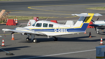 G-GBSL - Beechcraft 76 Duchess - Private