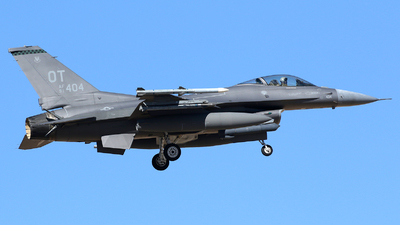 91-0404 - Lockheed Martin F-16C Fighting Falcon - United States - US Air Force (USAF)