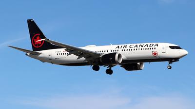 C-GEIV - Boeing 737-8 MAX - Air Canada