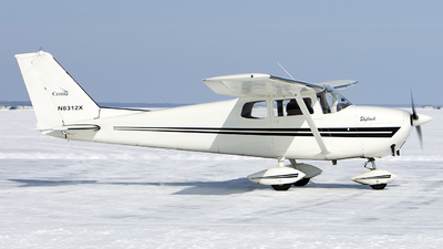 N8312X - Cessna 172C Skyhawk - Private