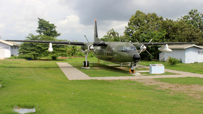 T-2707 - Fokker F27-400M Troopship - Indonesia - Air Force