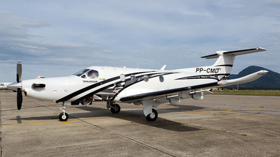 PP-CMD - Pilatus PC-12/47E - Private