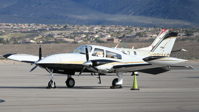 N232AS - Cessna T310R II - Private