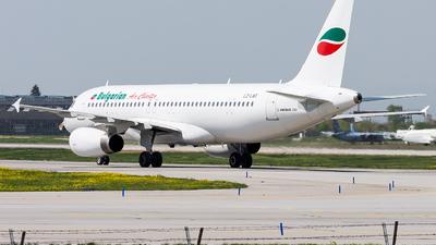 LZ-LAD - Airbus A320-231 - Bulgarian Air Charter (BAC)