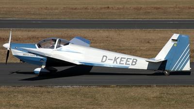 D-KEEB - Scheibe SF.25C Falke - Private