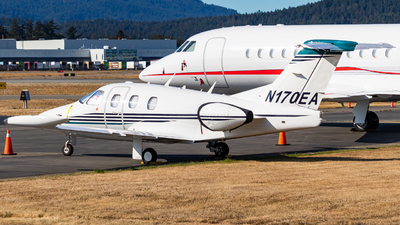A picture of N170EA - Eclipse 500 - [000170] - © Grant Gladych
