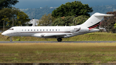 N156QS - Bombardier BD-700-1A10 Global 6000	 - NetJets Aviation