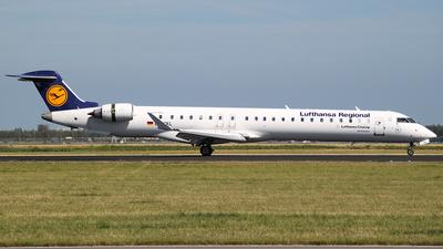 D-ACKL - Bombardier CRJ-900LR - Lufthansa Regional (CityLine)