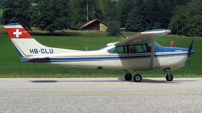 HB-CLU - Cessna R182 Skylane RG II - AlpAviation