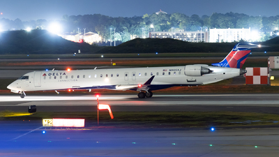 N905XJ - Bombardier CRJ-900LR - Delta Connection (Endeavor Air)