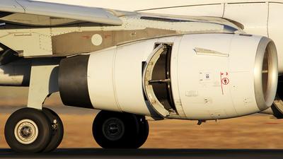 CC-CVU - Airbus A318-121 - LAN Airlines