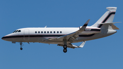 N46F - Dassault Falcon 2000EX - Private