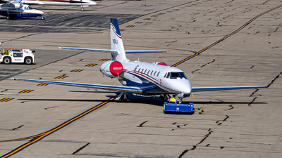 N284J - Cessna 680 Citation Sovereign - Private