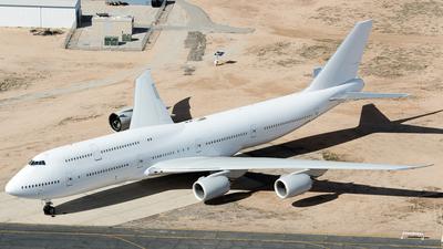 A picture of N894BA - Boeing 74785M - Boeing - © Daniel Dominguez