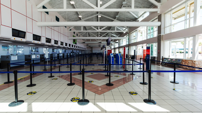 TNCA - Airport - Terminal