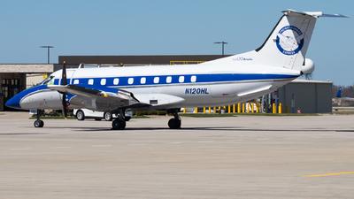 N120HL - Embraer EMB-120ER Brasília - Freight Runners Express
