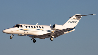 A picture of N330PK - Cessna 525B CitationJet CJ3 - [525B0351] - © Sean Brink