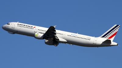 F-GTAQ - Airbus A321-211 - Air France