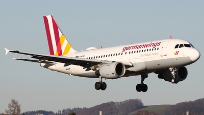 A picture of DAKNK - Airbus A319112 - Eurowings - © Heidi Wanninger