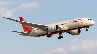 VT-ANC - Boeing 787-8 Dreamliner - Air India