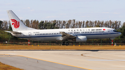 B-2645 - Boeing 737-89L - Air China
