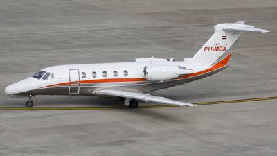 PH-MEX - Cessna 650 Citation VI - Solid Air