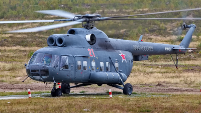 RF-91421 - Mil Mi-8P Hip - Russia - Air Force