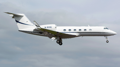 M-WONE - Gulfstream G450 - Private