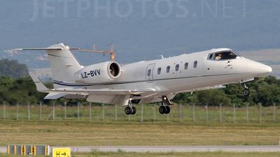 LZ-BVV - Bombardier Learjet 60 - Air VB