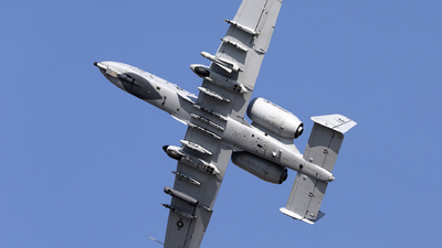 80-0224 - Fairchild A-10C Thunderbolt II - United States - US Air Force (USAF)