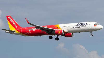 VN-A651 - Airbus A321-211 - VietJet Air