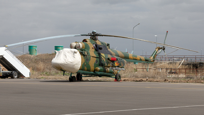 29 - Mil Mi-17V5 Hip H - Kazakhstan - Air Force