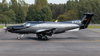 D-FLIR - Pilatus PC-12 NGX - Private