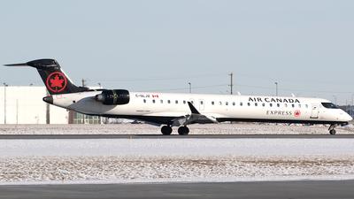 C-GLJZ - Bombardier CRJ-705LR - Air Canada Express (Jazz Aviation)