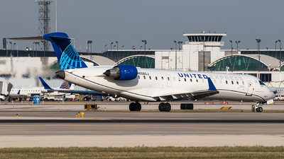 N506GJ - Bombardier CRJ-550 - United Express (GoJet Airlines)