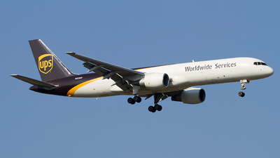 N420UP - Boeing 757-24A(PF) - United Parcel Service (UPS)