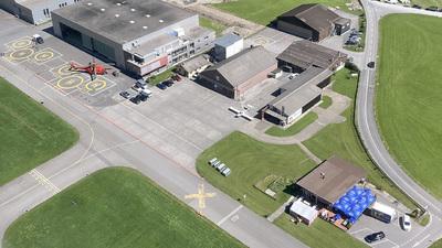 LSZM - Airport - Ramp