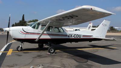 4X-CDU - Cessna 172N Skyhawk II - FN Aviation