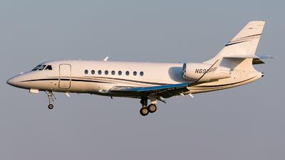 N695P - Dassault Falcon 2000EX - Private