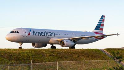 N510UW - Airbus A321-231 - American Airlines