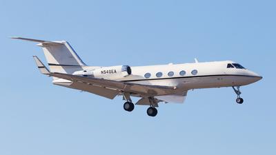 A picture of N540EA - Gulfstream II - [174] - © Carlos Miguel Seabra