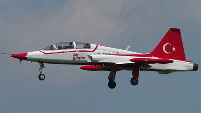 71-4017 - Canadair NF-5B-2000 Freedom Fighter - Turkey - Air Force