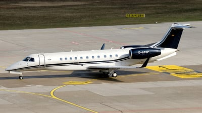 A picture of DATOP - Embraer Legacy 650E - Air Hamburg - © Günther Feniuk